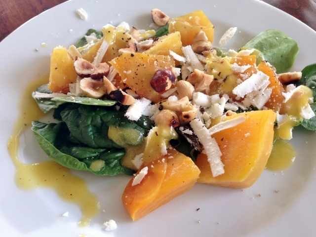 Golden Beet, Ricotta Salata and Hazelnut Salad – Recipe! Image 2