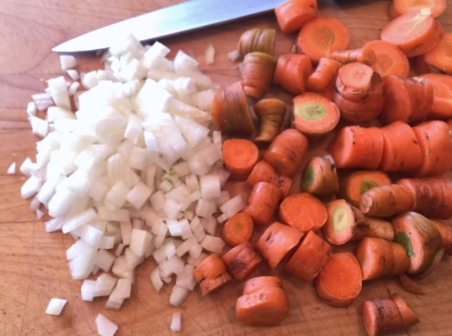 Carrot Coconut Curry Soup – Recipe! Image 3