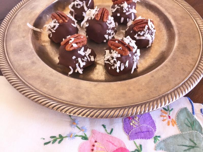 Coconut-Pecan Kentucky Bourbon Balls – Recipe! Image 4