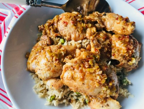 Instant Pot Chicken with Bulgogi Sauce – Recipe!