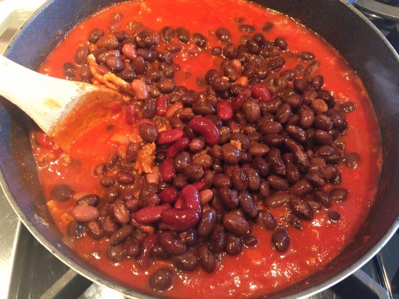 Turkey Chorizo Chili – Recipe! Image 2