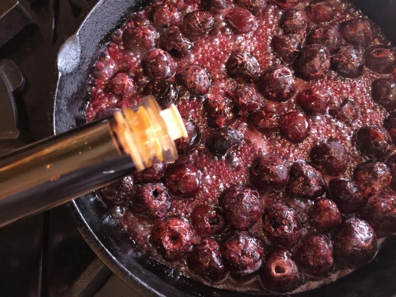 Upside-Down Cherry Balsamic Cake – Recipe! Image 4