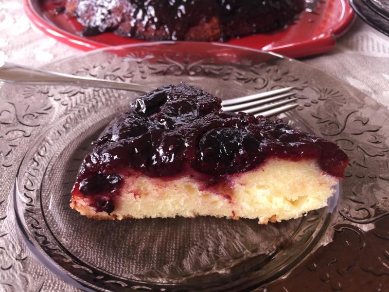 Upside-Down Cherry Balsamic Cake – Recipe! Image 7