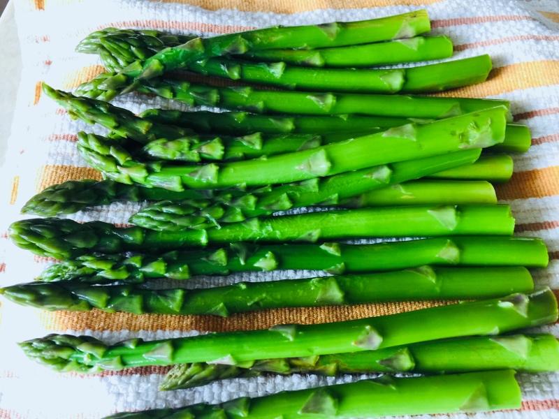 Asparagus, Fava Bean, Egg & Parmesan Salad – Recipe! Image 6