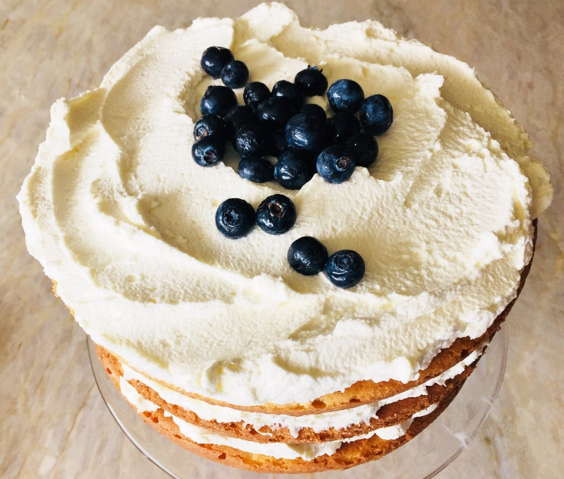 Blueberry Shortcake with Mascarpone Cream – Recipe! Image 10