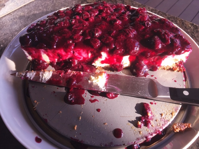 Lemon Blueberry Cheesecake – Recipe! Image 2