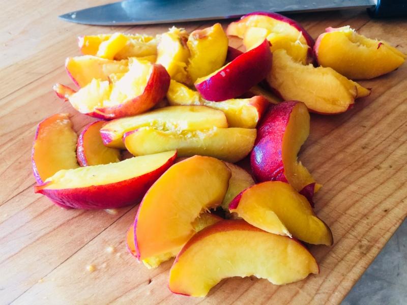 Petite Peach Cobblers – Recipe! Image 3