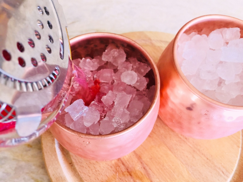 Raspberry Moscow Mules – Recipe! Image 7
