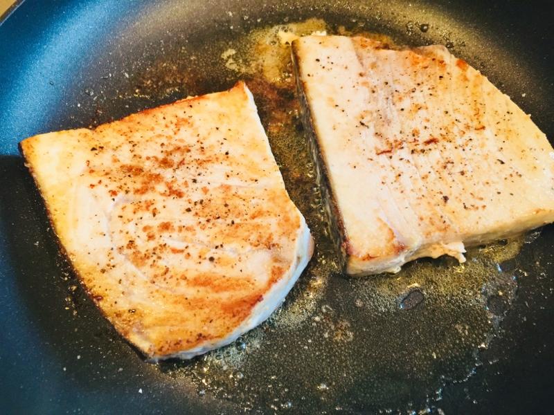 Swordfish with Tangy Avocado Sauce – Recipe! Image 5