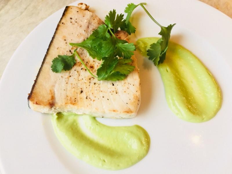 Swordfish with Tangy Avocado Sauce – Recipe! Image 2