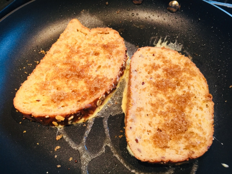 Bruleed French Toast with Strawberries – Recipe! Image 4