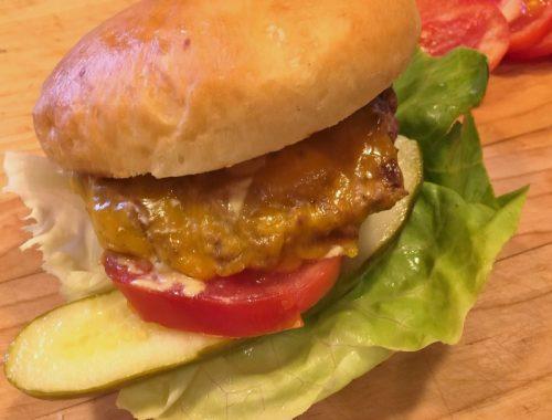 Grilled Smash Burgers – Recipe!