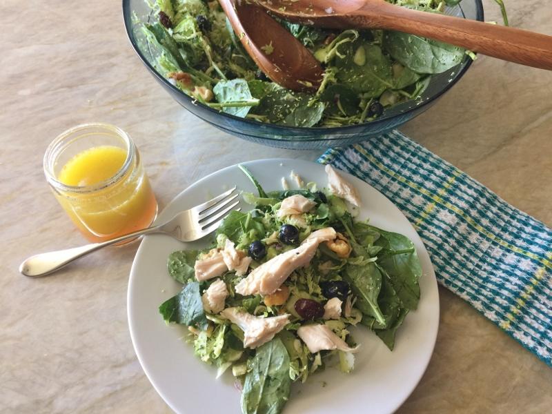 Superfood Salad with Honey Lemon Vinaigrette – Recipe! Image 3