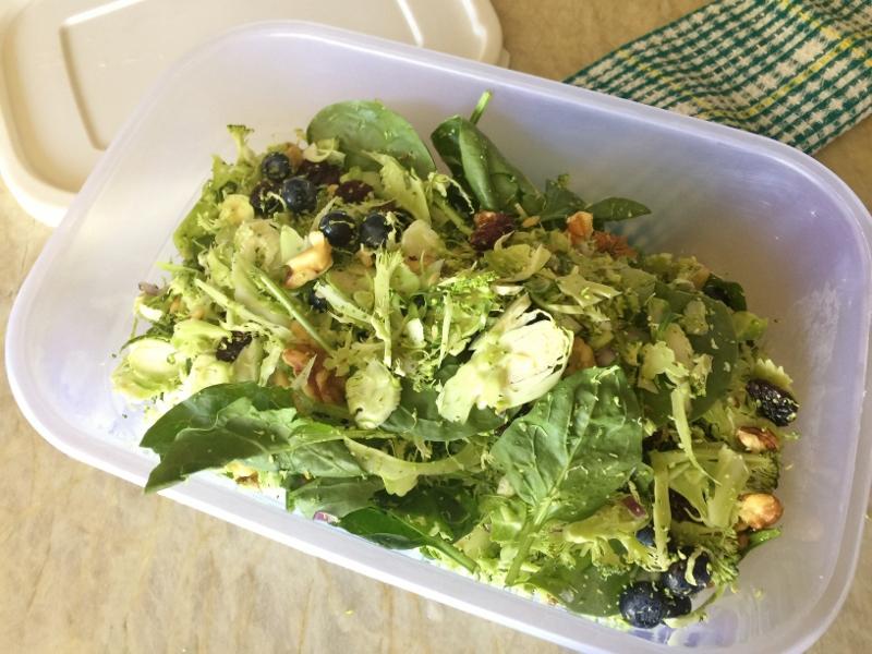 Superfood Salad with Honey Lemon Vinaigrette – Recipe! Image 5