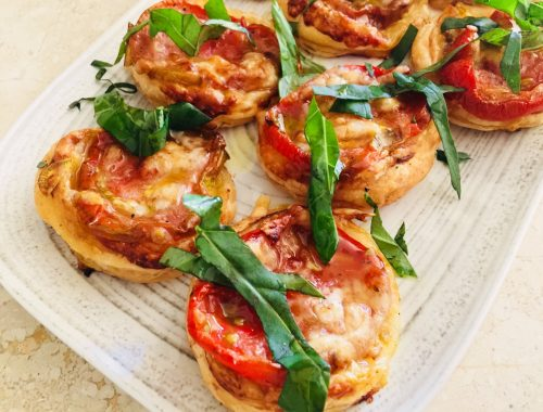 Tomato Tartlets – Recipe!