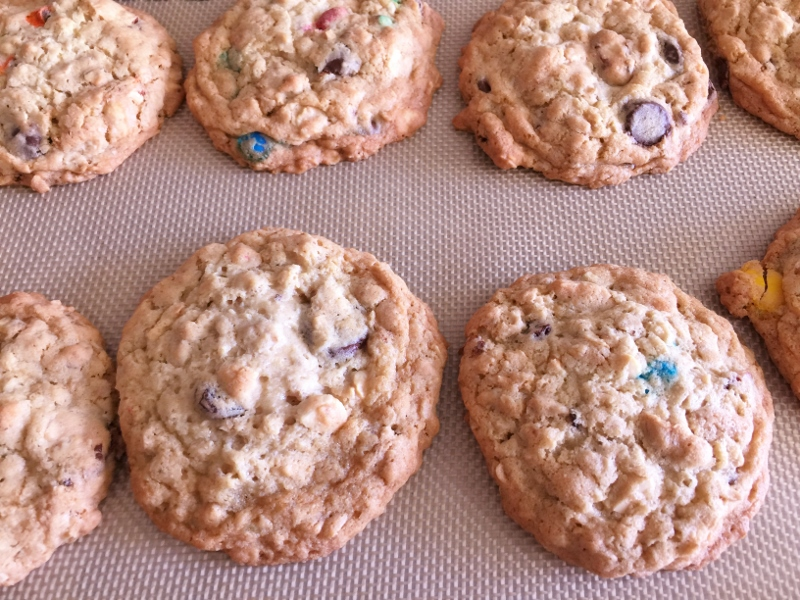 Trail Mix Cookies – Recipe! Image 4