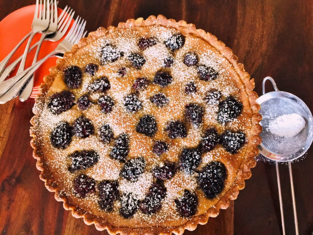 Brown Butter Blackberry Tart – Recipe! Image 1
