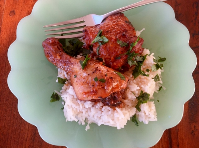 Slow-Cooker Ginger Chicken – Recipe! Image 1
