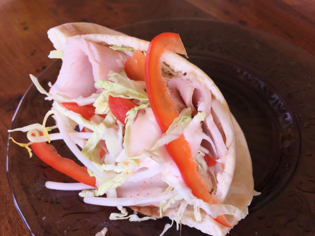 Thai Turkey Pita Pockets – Recipe! Image 1