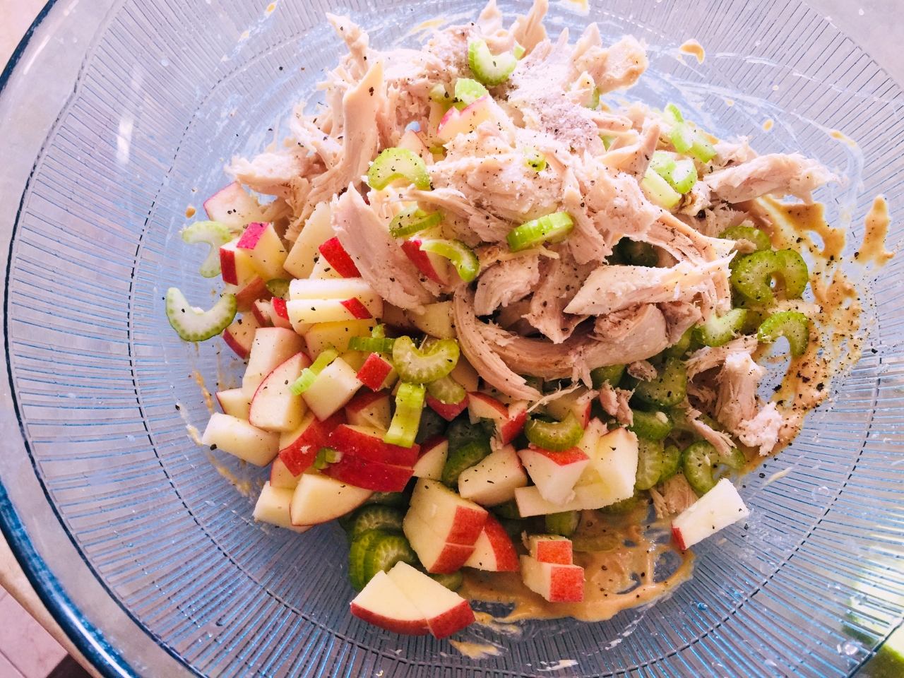 Fall Chicken Salad – Recipe! Image 3