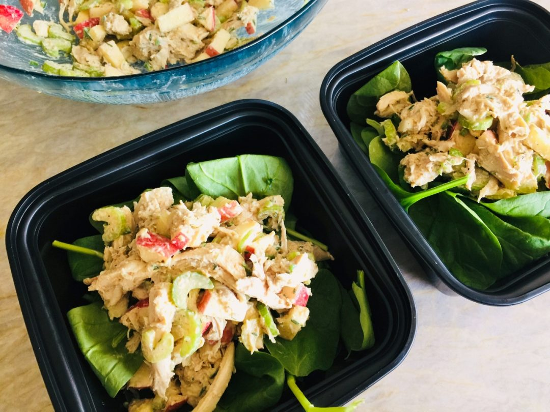Fall Chicken Salad – Recipe! Image 1