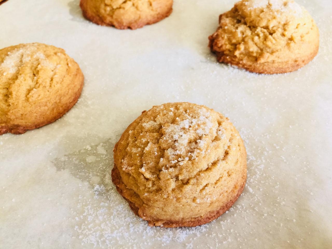 Ginger Drop Cookies – Recipe! Image 2