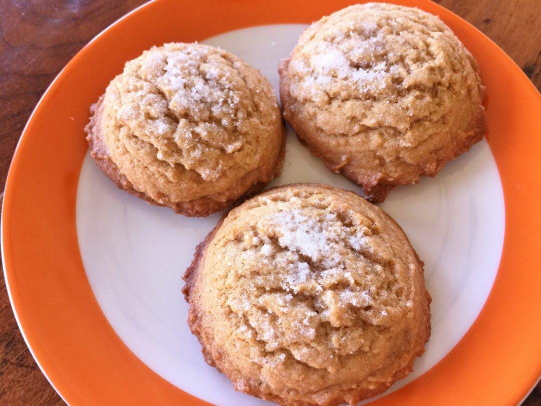 Ginger Drop Cookies – Recipe! Image 1
