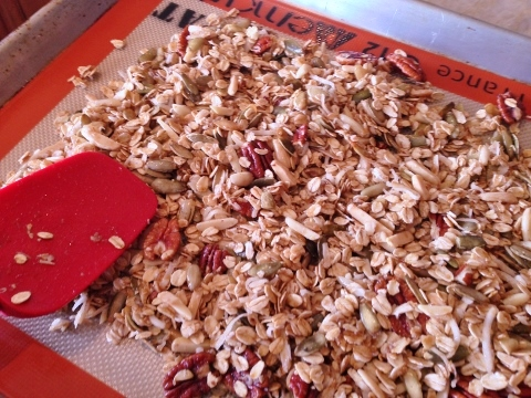 Harvest Granola – Recipe! Image 3