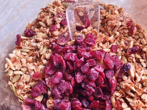 Harvest Granola – Recipe! Image 4
