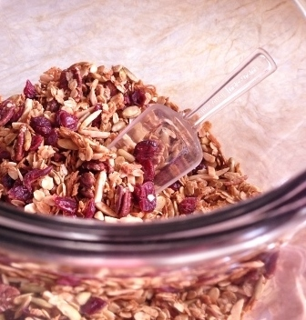 Harvest Granola – Recipe! Image 2