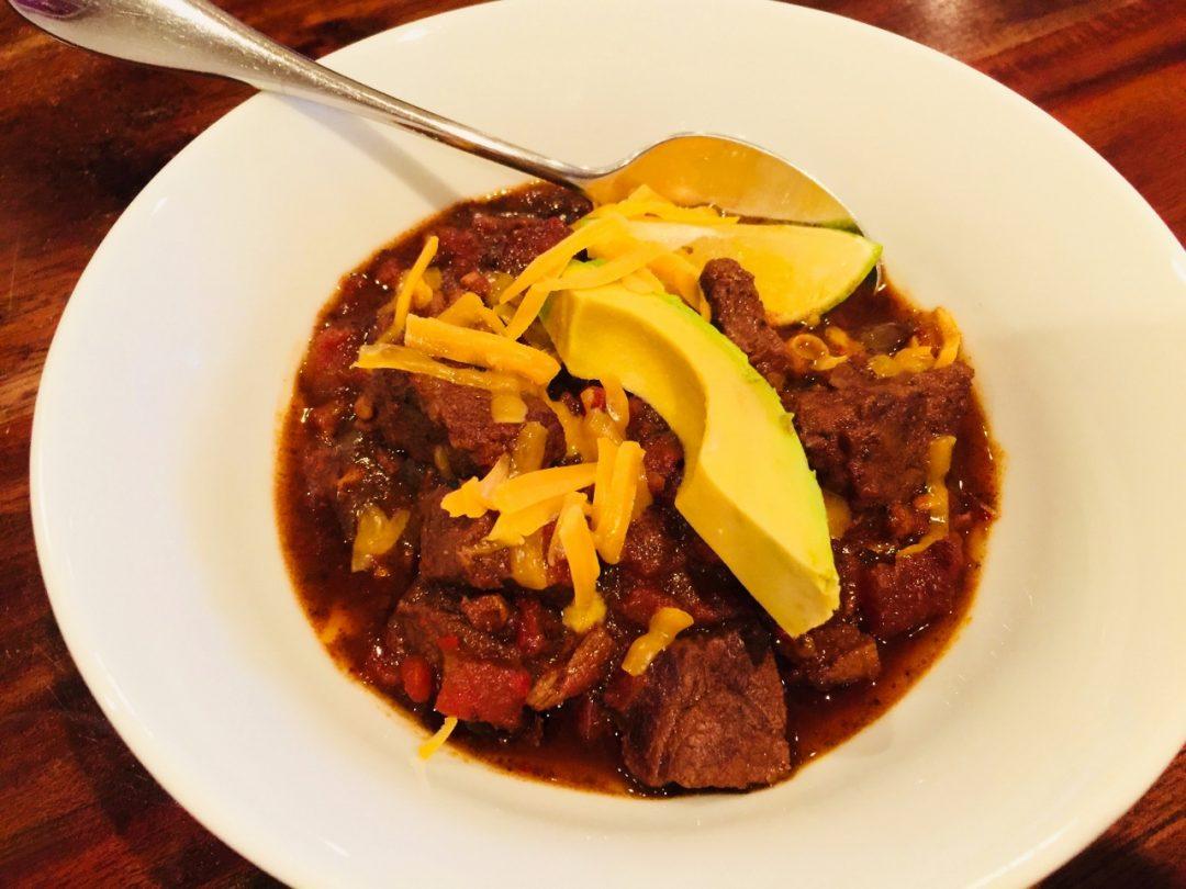 Instant Pot Chili con Carne – Recipe! Image 1