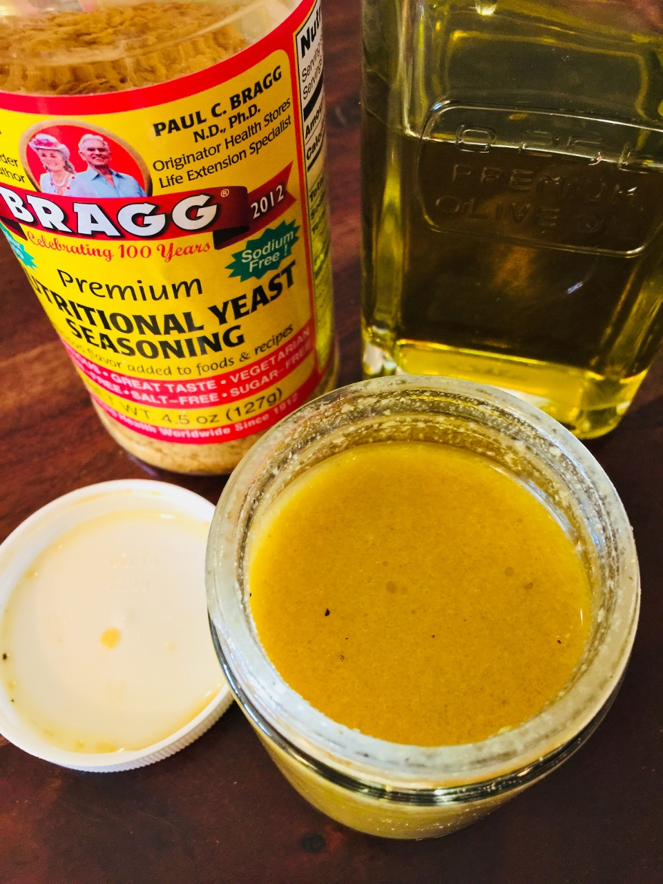 Vegan Vinaigrette – Recipe! Image 2
