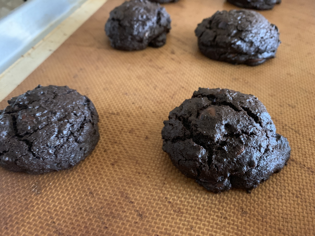 Double Chocolate Monster Cookies – Recipe! Image 3