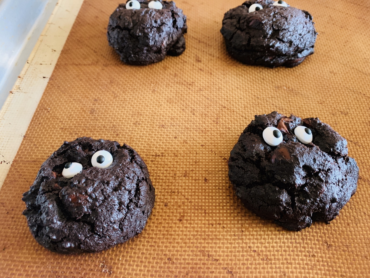 Double Chocolate Monster Cookies – Recipe! Image 2
