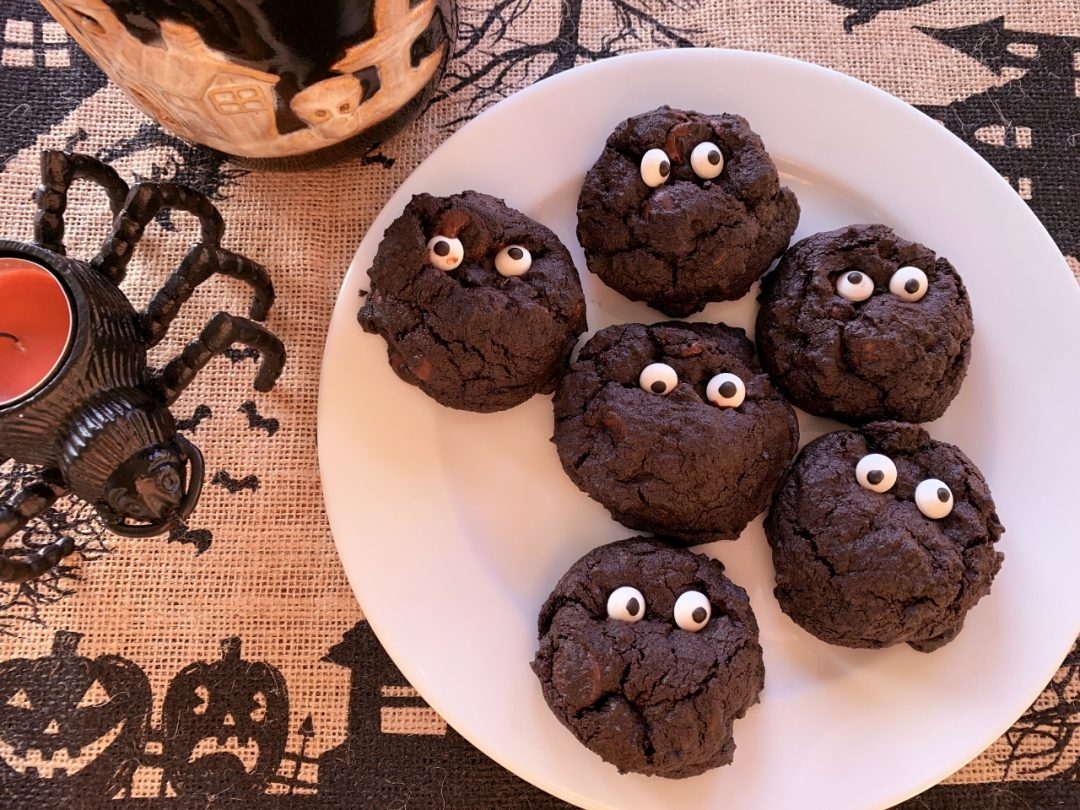 Double Chocolate Monster Cookies – Recipe! Image 1