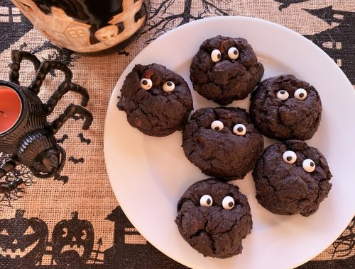 Double-Chocolate Monster Cookies – Recipe!