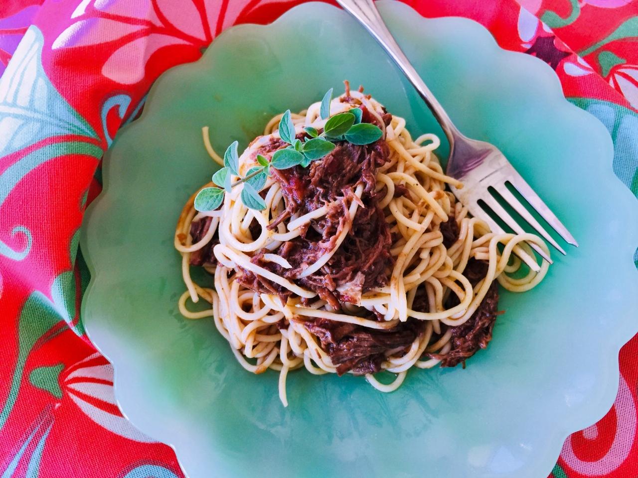 Instant Pot Beef Ragu – Recipe! Image 2
