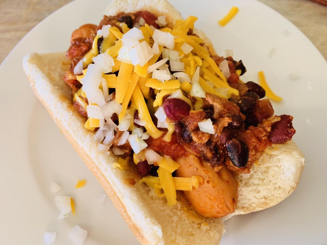Instant Pot Turkey Chili Dogs – Recipe! Image 2