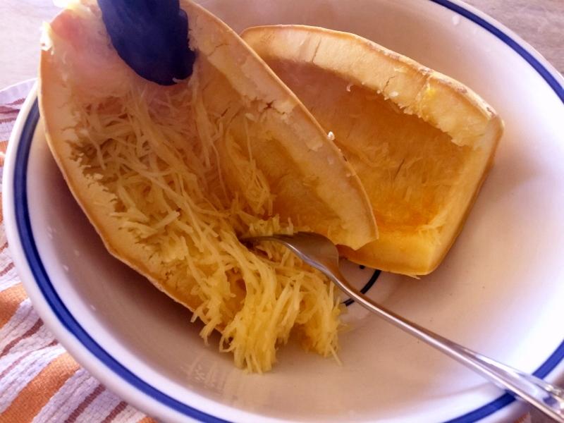 Spaghetti Squash Arrabbiata – Recipe! Image 4