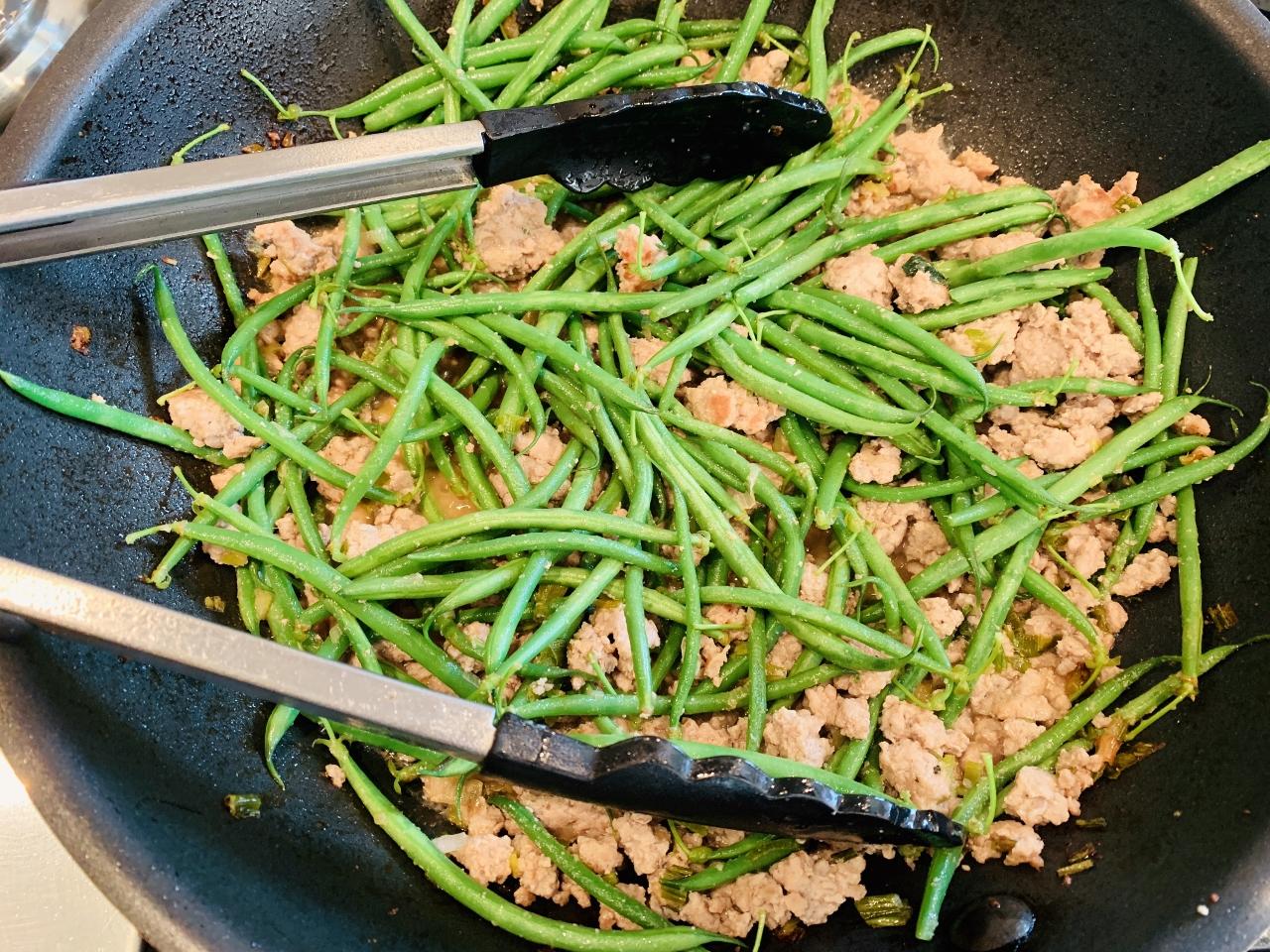Thai Ground Pork & Green Beans – Recipe! Image 3