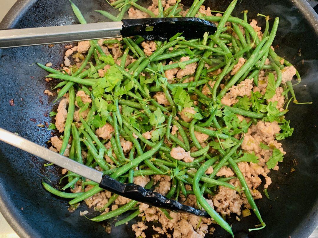 Thai Ground Pork & Green Beans – Recipe! Image 1
