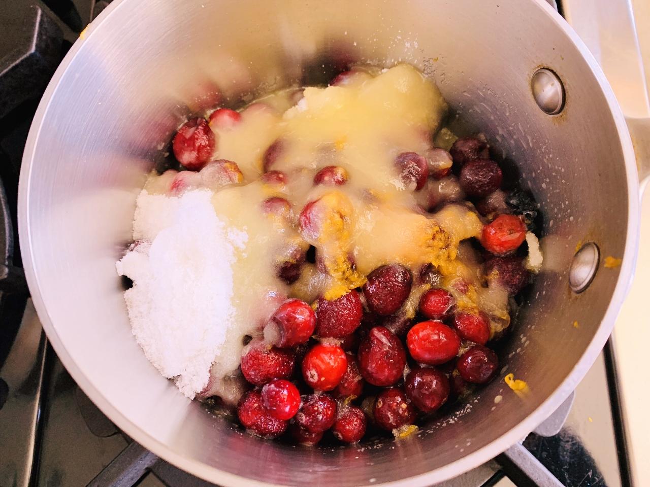 Cranberry-Orange Sauce with Fresh Pear – Recipe! Image 4
