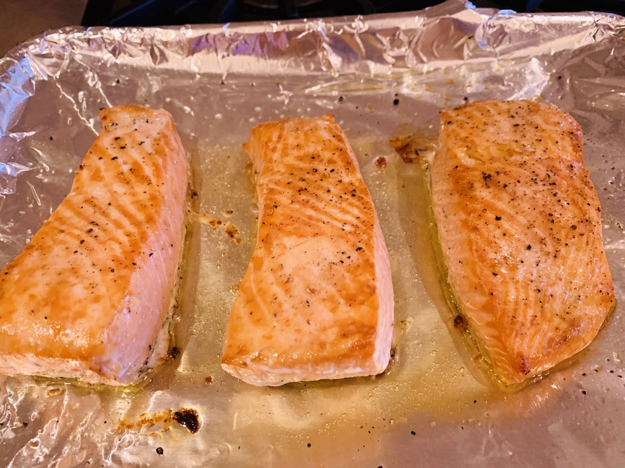 Broiled Korean Barbecue Salmon – Recipe! Image 4