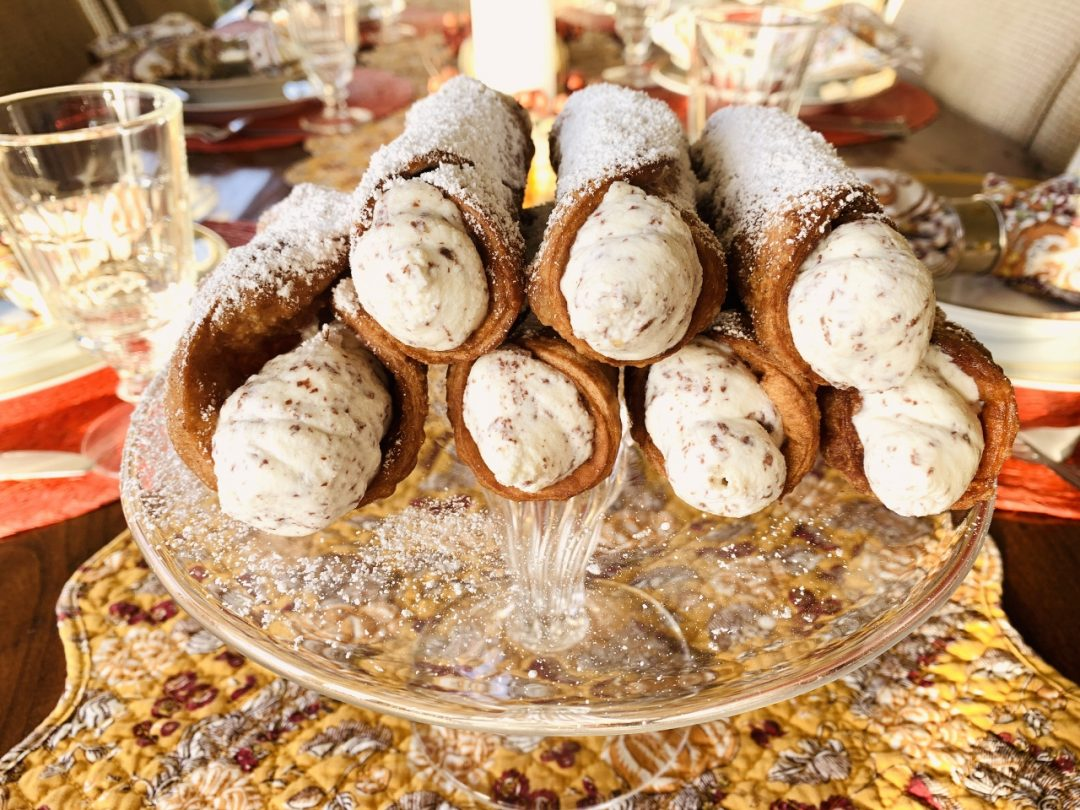 Cannoli – Recipe! Image 1