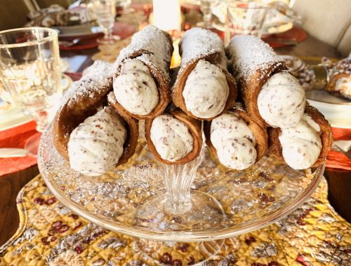 Cannoli – Recipe!