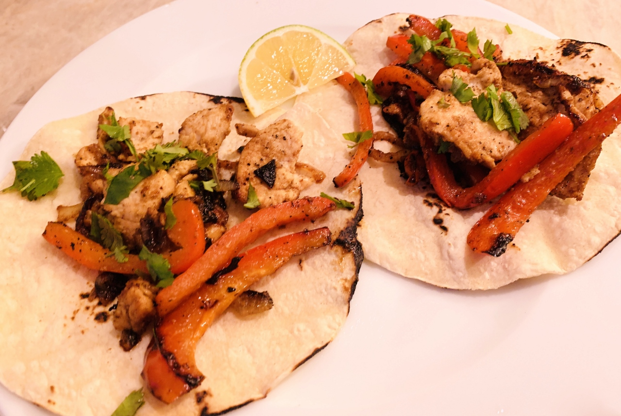 Chicken Fajita Tacos – Recipe! Image 2
