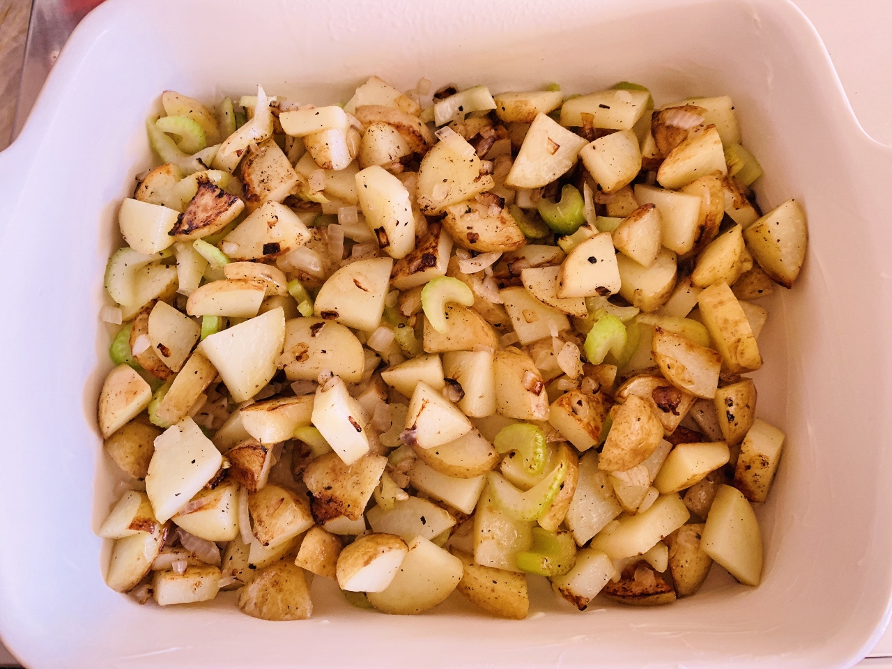 Crispy Deviled Chicken & Potatoes – Recipe! Image 3