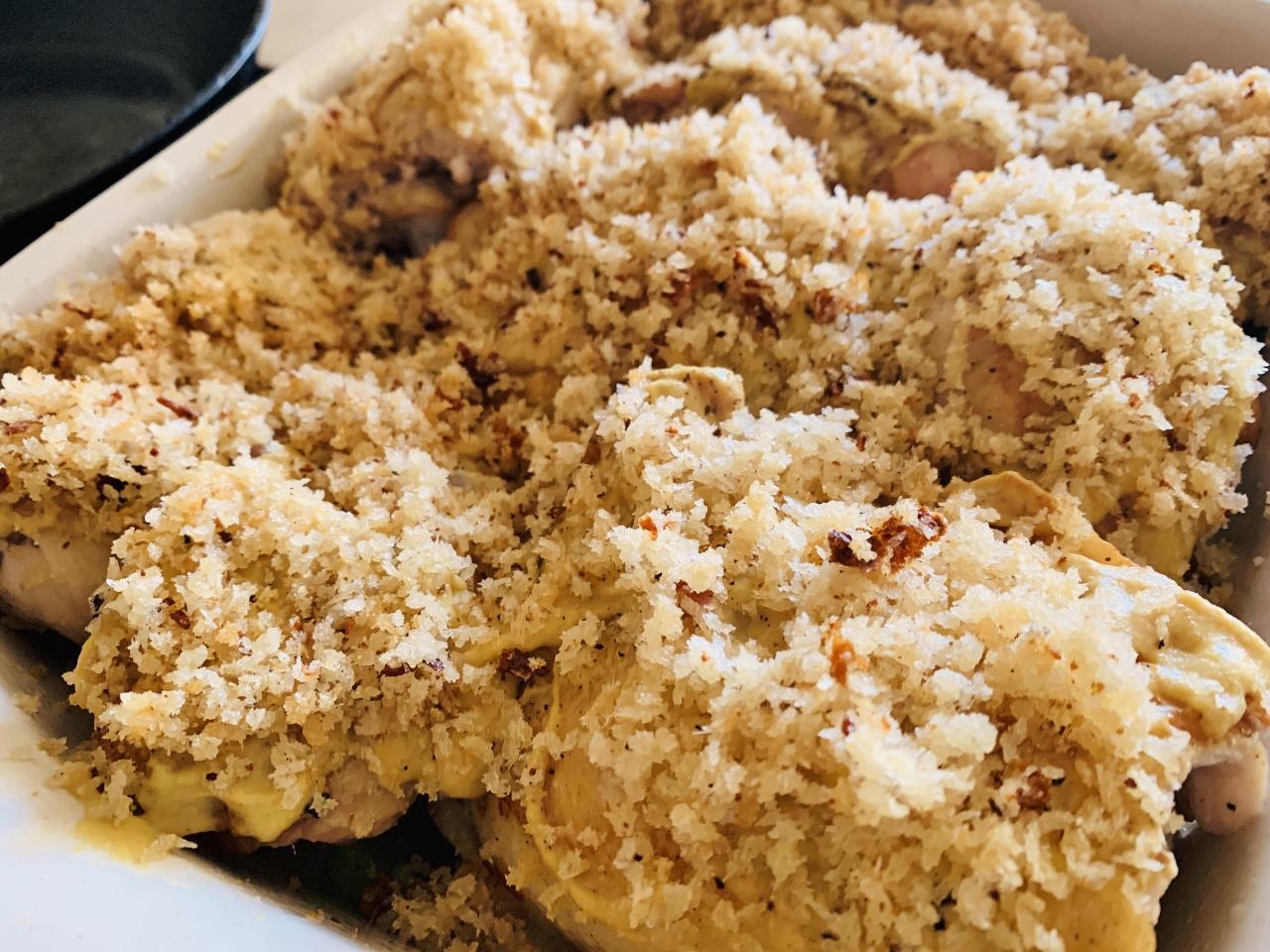 Crispy Deviled Chicken & Potatoes – Recipe! Image 2