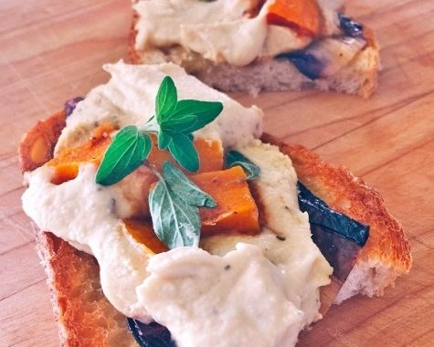 Fall Bruschetta – Recipe!