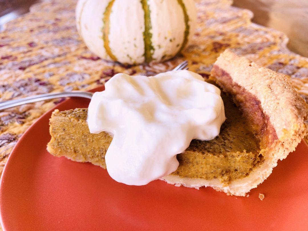 Gluten-Free Pumpkin Pie – Recipe! Image 1